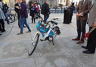 Indego Unleashes 10 Electric Assisted Bikes To Their Fleet