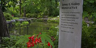 Biology Pond-James G Kaskey Memorial Park